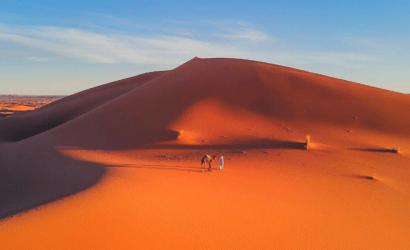 Marrakech private tours and trips,4 days from marrakech to fez via desert